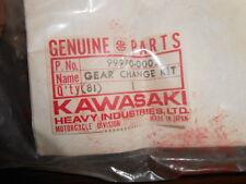 NOS Kawasaki Gear Change Kit 1978 KX125 A4 99970-0002