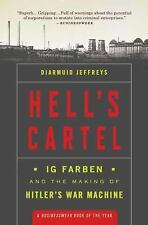 Hell's Cartel: IG Farben and the Making of Hitler's War Machine-ExLibrary