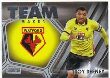 2016-17 Topps Stadium Club Premier League Team Marks #TM-16 Troy Deeney