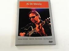 AL DI MEOLA ONE OF THESE NIGHTS DVD 2004