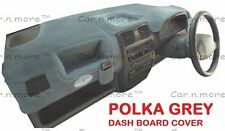Premium Carmate Velour Dashboard Desh Cover-Grey Colour For Tata Nano
