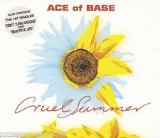 ACE OF BASE - Cruel Summer (UK 3 Tk CD Single Pt 2)