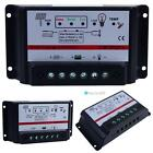 10A/20A/30A 12V/24V Auto Switch MPPT Solar Panel Regulator Charge Controller TR
