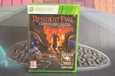 RESIDENT EVIL OPERATION RACCOON CITY NEW SEALED PAL ESP XBOX 360 24/48H
