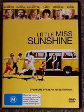 Little Miss Sunshine (Greg Kinnear) DVD in EXCELLENT condition (Region 4)