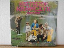 """★★ 12"""" LP - KRZYSZTOF KRAWCZYK - Niki W Krainie Techniki - Pronit SX 2309 POLAND"""