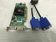 Dell AMD Radeon HD 6350 512MB Graphics Card 1CX3M w/DMS-59 to Dual VGA Cab