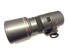 Carl Zeiss Jena Jenazoom Super 400mm 5.6 MC Canon EOS Mount