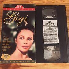 Gigi (VHS, 1998) Leslie Caron, Maurice Chevalier