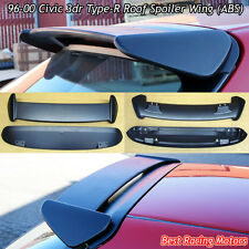 TR Style Roof Spoiler Wing (ABS) Fits 96-00 Honda Civic 3dr Hatch