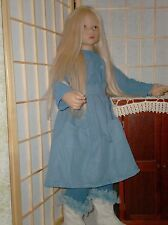 Unknown 37 inch ANNETTE HIMSTEDT DOLL. Low number. From an adult collector EXCEL
