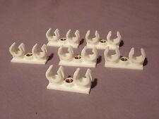6 Rohrschellen Rohrclip Rohrclips doppelt viega 12mm Nr 8 von 11 Befestigung