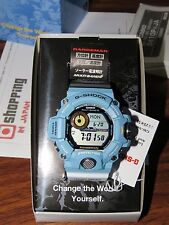G-Shock Rangeman Earthwatch GW-9402KJ-2JR Love The Sea And The Earth (NEW 100%)