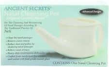 Neti Nasal Cleansing Pot, Ancient Secrets, 1 piece