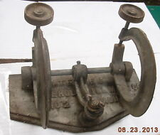Vintage Ferodowill Skate Saw Knife C Clamp Machinist or Wood Carvers Vise