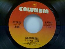 "GARFUNKEL ""I SHALL SING / FEUILLES-OH / DO SPACE MEN PASS DEAD SOULS ON....."" 45"