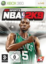 Nba 2k9 Basketball Xbox 360 Neu/Ovp/Eu-Version