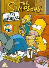 The Simpsons: Risky Business - DVD