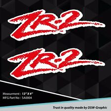 *NEW* 4X4 OFFROAD DECAL STICKER  EXTREME  S10 GMC Sonoma ZR-2 ZR2 SA0004