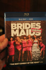 Brides Maids (Blu-ray/DVD, 2011, 2-Disc set) new not sealed dmg  unrated version