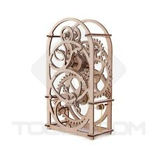 UGEARS - 20 Minute TIMER - 3D Mechanical Wooden Model & Puzzle for self assembly