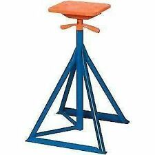 """Brownell Boat Stands MB1 Painted with Tops, Height 33"""" - 50"""""""