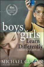 Boys and Girls Learn Differently! A Guide for Teachers and Parents: Re-ExLibrary