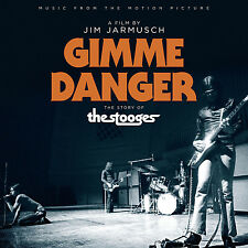GIMME DANGER soundtrack LP PREORDER New Sealed Vinyl the Stooges Iggy Pop