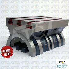 "Atoz Tilting Table 7"" x 10"" Milling Machines Heavy Duty Product with T slots"