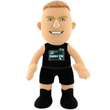 WWE BROCK LESNER Bleacher Creatures 10 inch Plush Doll Wrestling Figure NEW