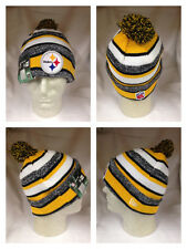 NFL Pittsburgh Steelers 2014 On-Field Player Sideline Sport Knit Hat by New Era