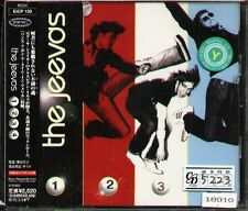 The Jeevas - 1-2-3-4 - Japan CD+2BONUS - 12Tracks