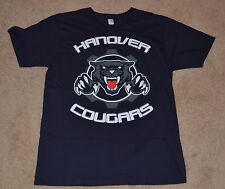 NEW! GEARS OF WAR 3 Beta Tester 2011 T-Shirt BLUE Large L GOW 3 Hanover Cougars