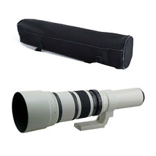 500mm f/6.3 Telephoto Lens Panasonic Lumix DMC GM5 GH4 Olympus E-PL7 M4/3 Camera