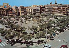 BR76957 pamplona navarra plaza del castillo spain