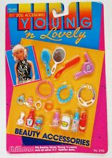 "Shillman Young 'n Lovely Beauty Accessories for 11.5"" Barbie or Fashion Dolls .."