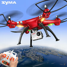 Syma X8HG 2.4G Explorers 4CH RC Helicopter Quadcopter Drone with 8MP HD Camera