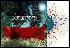 PARAMORE All We Know Is Falling LP on CLEAR SPLATTER VINYL New STILL SEALED