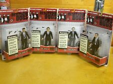 "MEZCO RESERVOIR DOGS Complete Set 4 Action Figures 7"" Tall Quentin Tarantino *"