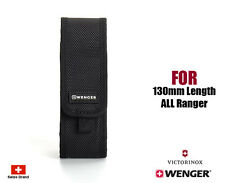 Wenger Swiss Army Black Nylon Belt Pouch For 130mm Victorinox Ranger Knife