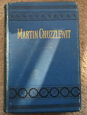 THE LIFE & ADVENTURES OF MARTIN CHUZZLEWIT BY CHARLES DICKENS HARDBACK