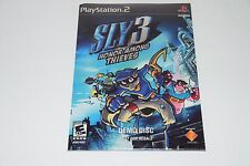 Playstation 2 PS2 SLY 3 HONOR AMONG THIEVES Demo Disc NEW SEALED