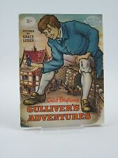 GULLIVER'S ADVENTURES IN THE LAND OF LILLIPUT - Blyton, Enid. Illus. by Lodge, G