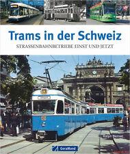 Fachbuch Trams in der Schweiz, tolles Buch, REDUZIERT statt 29,95€, NEU