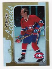 2008-09 NHL O-Pee-Chee OPC Gold Parallel Legends Guy Lafleur # 579
