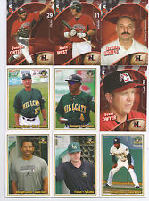 2009 DAV Hickory Crawdads Coach SCOTT DWYER