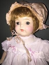 """Antique Composition  Doll, Stunning!  Must See, 20"""""""