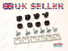 AUDI A4 A6 TT A8 80 100 ENGINE UNDERTRAY CLIPS AND CLAMPS SPLASHGUARD 4A0805163