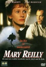 MARY REILLY – - - - -DVD, JULIA ROBERTS, JOHN MALKOVICH, DR JEKYLL AND MR HYDE