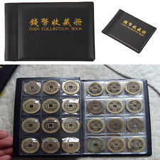 Hot Collecting 60 Pockets World Coin Collection Storage Holder Money Album Book